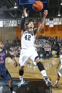 2011-12 NEC Player of the Year Julian Boyd