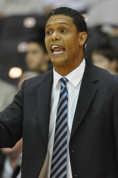 Monmouth Head Coach King Rice