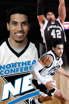 NEC Player of the Year Julian Boyd (LIU)