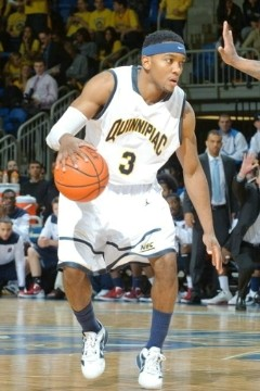 Quinnipiac's James Johnson