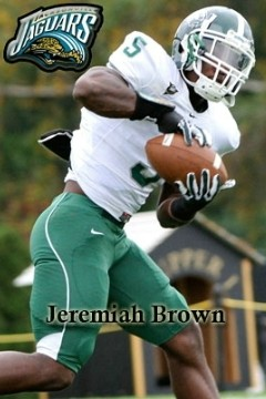 Wagner's Jeremiah Brown