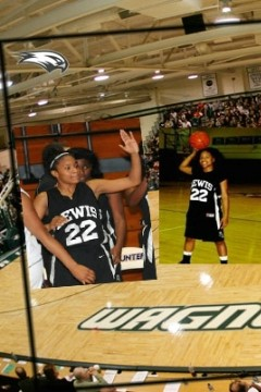 Wagner College WBB Recruit Jazmine Hamlet