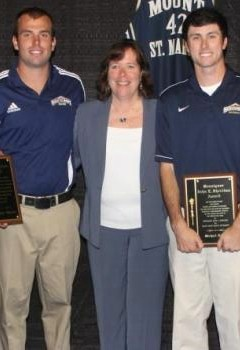 Kolon & Sheridan Award Winners - Mount St. Mary's