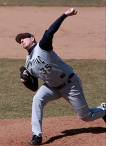 Former QU Hurler Chris Gloor