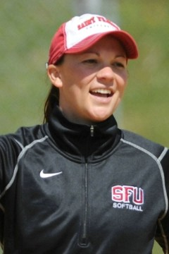 Saint Francis (PA)'s Jennifer Patrick-Swift