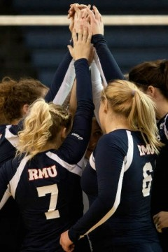 Robert Morris Women's Volleyball