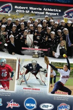 Robert Morris Annual Report: 2011-12