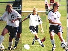 Mount St. Mary's 20th Anniversary Women's Soccer Team
