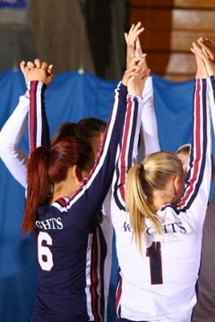 FDU Women's Volleyball