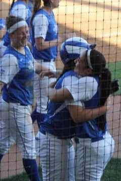 CCSU Softball at NCAA Regional